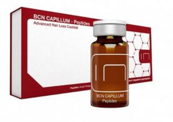 BCN CAPILLUM PEPTIDES Advanced Cocktail
