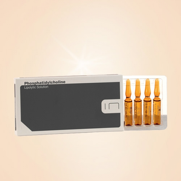 PHOSPHATIDYLCHOLINE 5% 5ml - Lipolytic solution